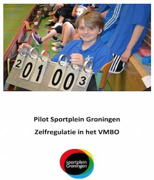 Sportplein Pilots Zelfregulatie