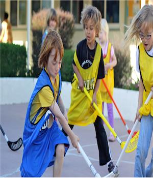Onderzoek Belevingswaarde Fysieke Intensiteit Floorball