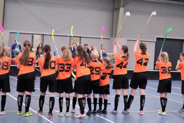 Investeren in floorball talent
