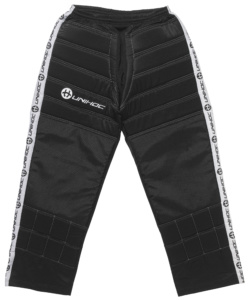 12224 Goalie pants Blocker black white