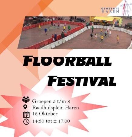 Floorball Festival Haren